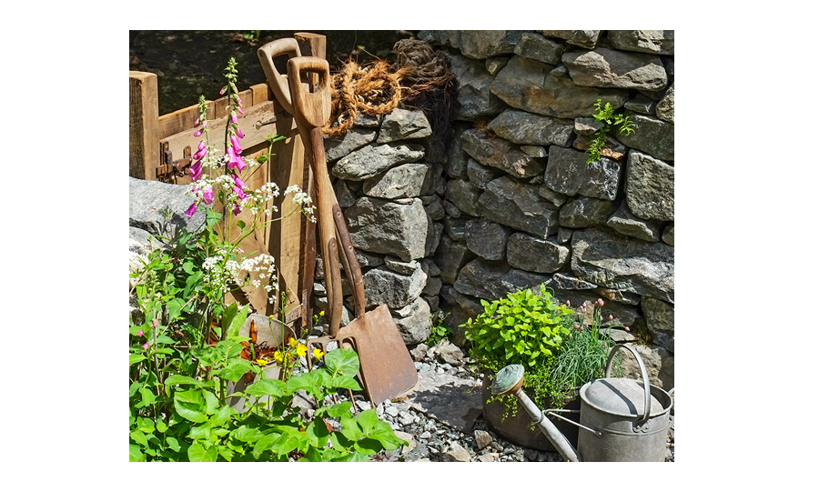 5 Must Have Tools to create your own Kitchen Garden