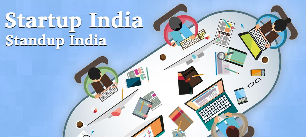 """Indian Govt. Powering up Start-ups through """"Start Up India, Stand Up India"""""""