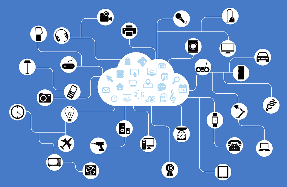 Internet of Things – THE IoT CONCEPT