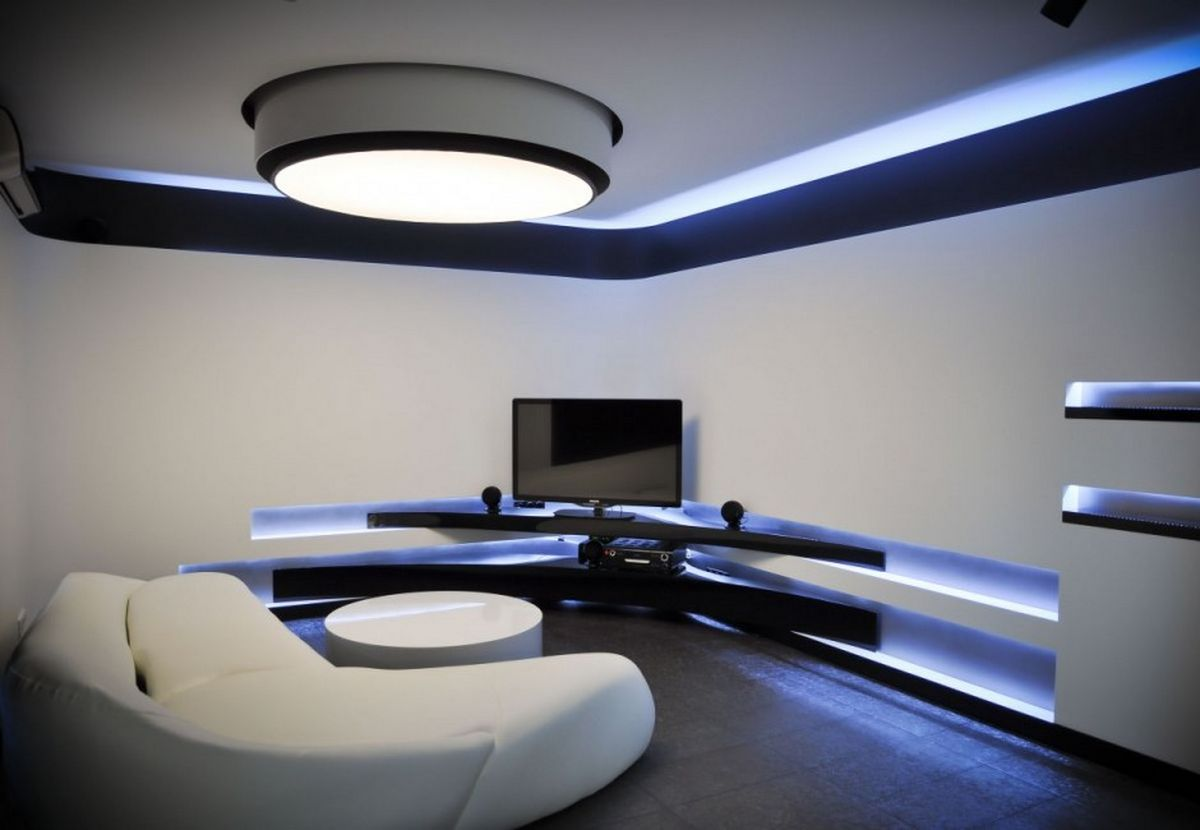 Superior Interior House Lighting. Led Home Lighting Ideas. Ideas L Interior House