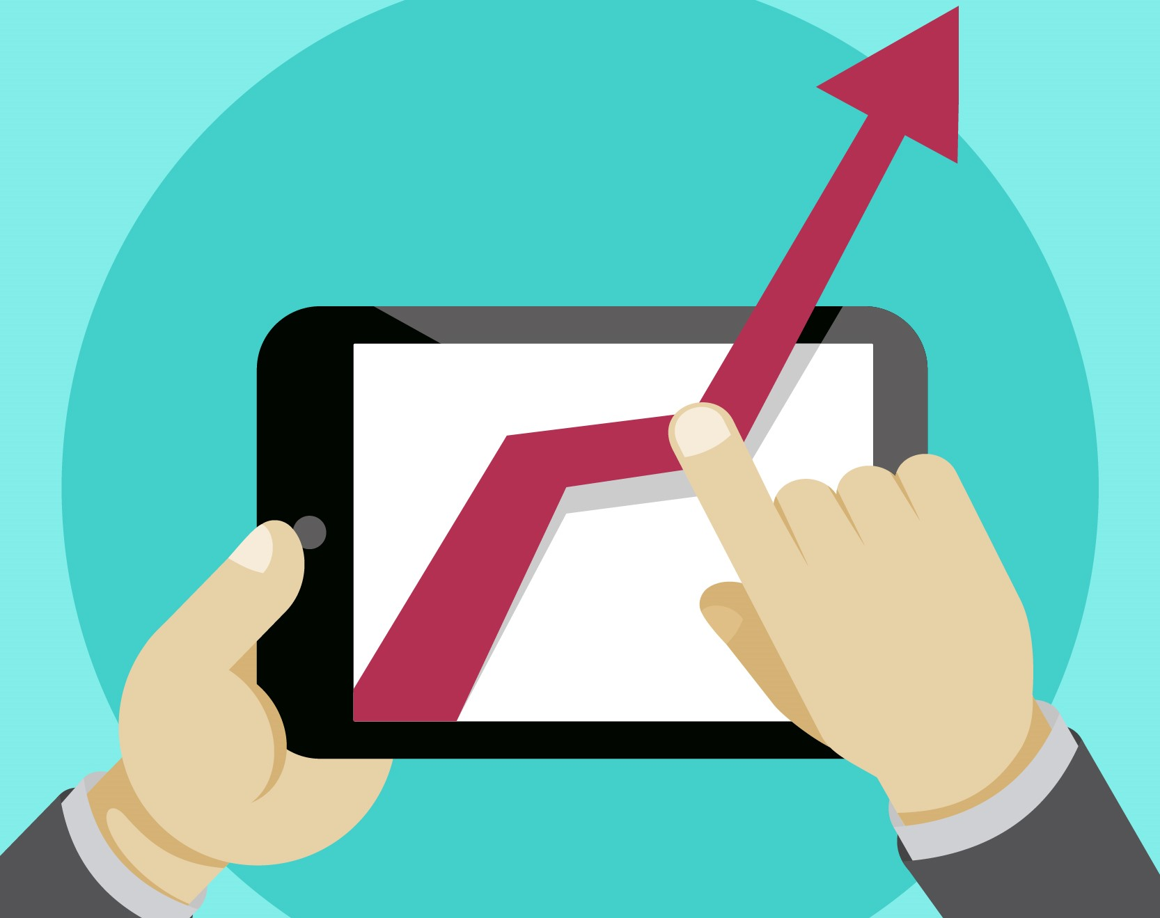 How Digital B2B Leaders, Record Five Times More Revenue Growth than Peers