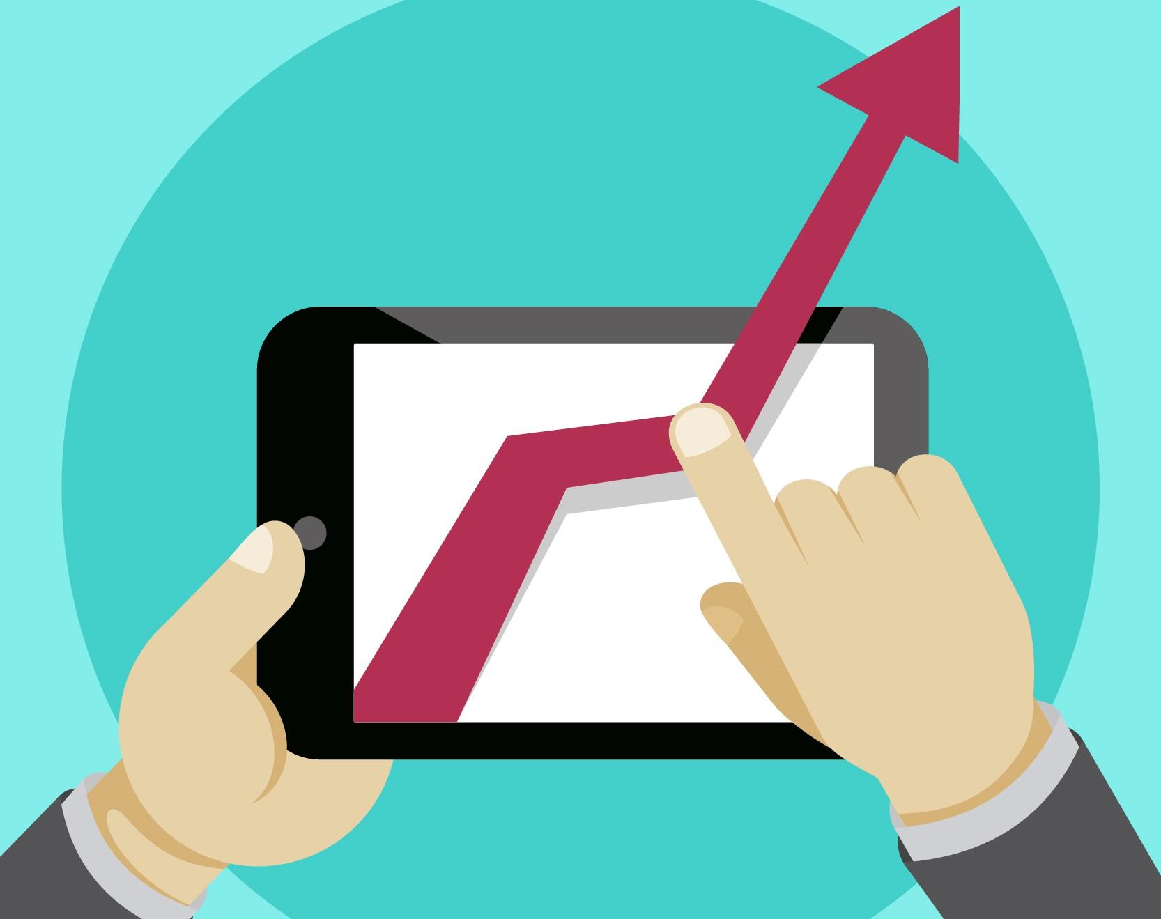 b2b five times more revenue growth