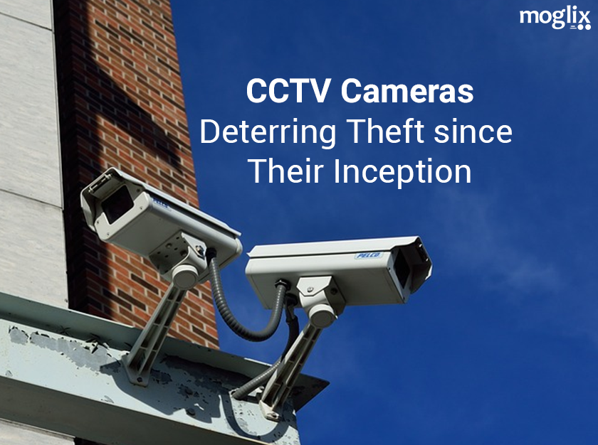 CCTV Cameras: Deterring Theft since Their Inception