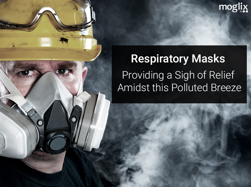 Respiratory Masks Providing A Sigh Of Relief Amidst This Polluted Breze