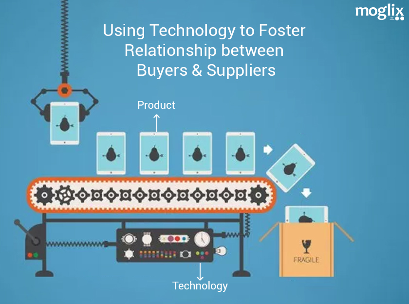 Using Technology to Foster Relationship Between Buyers and Suppliers