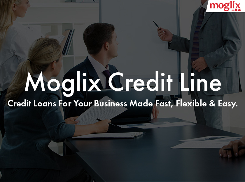 Moglix Credit Line: Credit Loans For Your Business Made Fast, Flexible & Easy.
