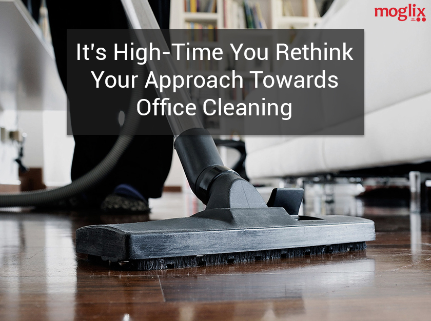 Cleaning your workplace means more than just having a spotless, spanking new building. A clean workplace is the key for a healthy indoor environment.
