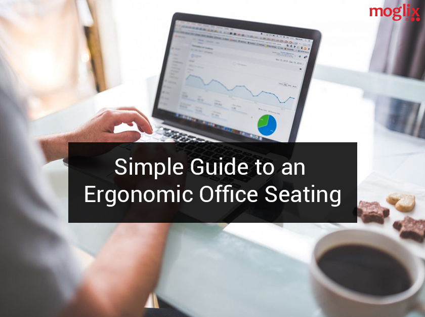 Every workstation, be it a full-fledged professional space, or home workstation, definitely requires an ergonomic office seating to optimize productivity.
