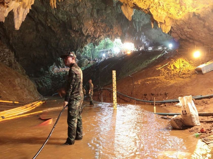 Thai Cave Rescue: Safety Equipment the Soccer Team Could Have Used!