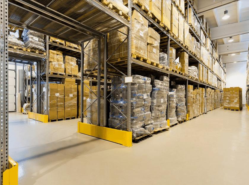 Warehouse Equipment Checklist!
