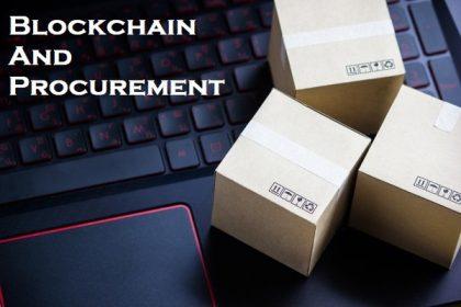 blockchain and procurement