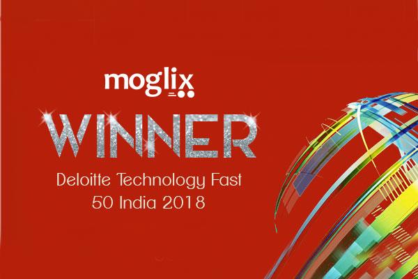 Moglix wins Deloitte fast 50 award