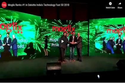 Deloitte award winner moglix