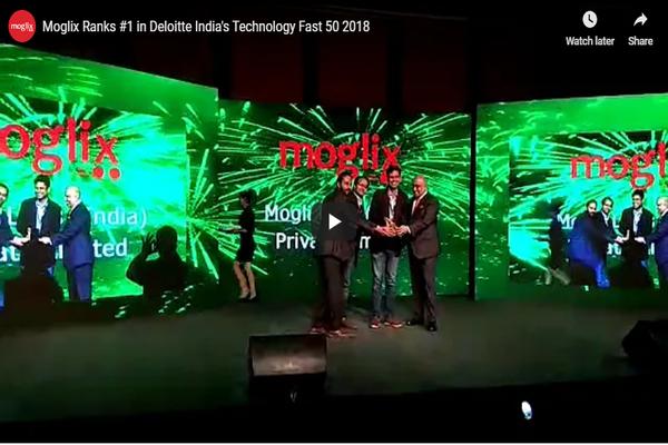 Moglix Ranks #1 in Deloitte India's Technology Fast 50 2018