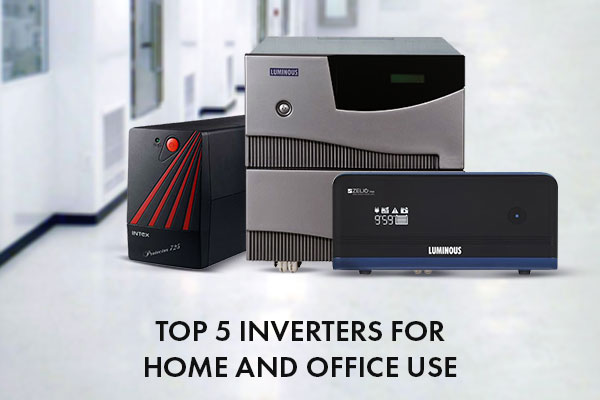 inverters for office and home