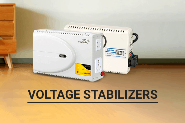 What & Why Of  Voltage Stabilizers