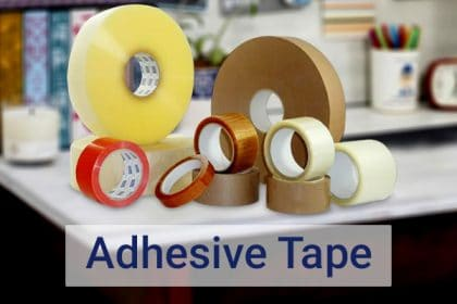 types of tapes