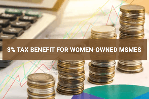 Budget 2019 for women-owned MSMEs