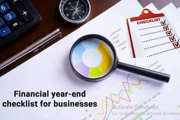 financial year-end planning