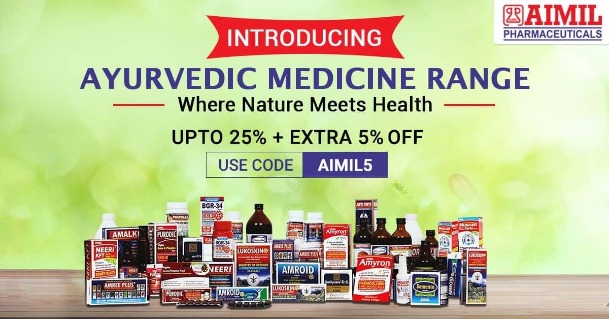 Exclusive: Moglix Introducing Ayurvedic Medicine Range