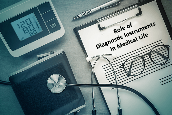 What Role Does Diagnostic Instruments Play in Medical Life?