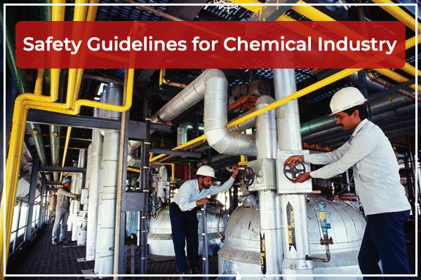 Safety & Health Guidelines for the Chemical Industry by OSHA