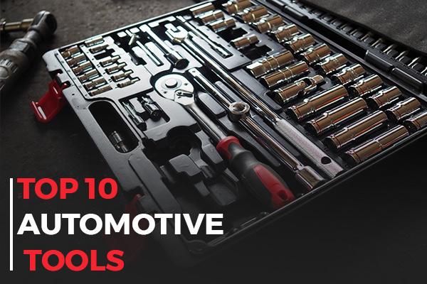 The Top Automotive Tools Every Car Mechanic Needs