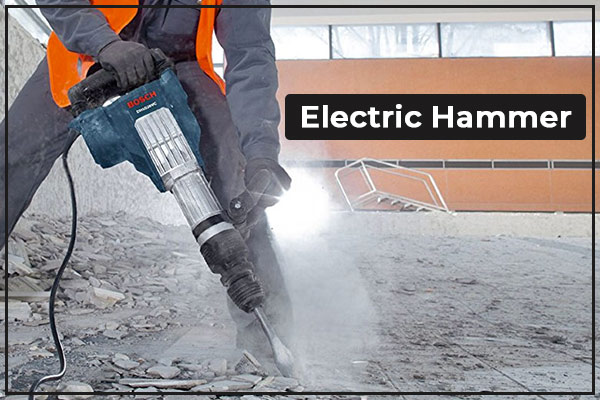 Buying an Electric Hammer? These Tips Can Help