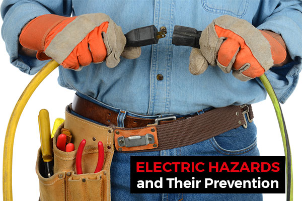 4 Common Electrical Hazards and Ways to Prevent Them