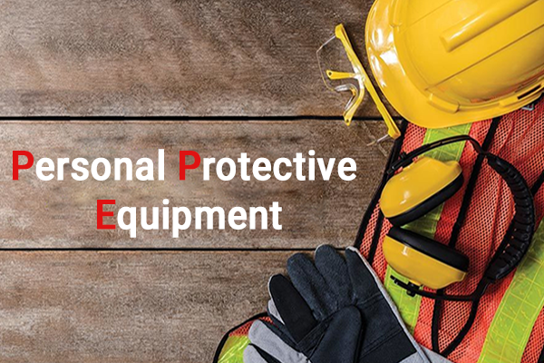 PPE for Complete Safety at a Workplace