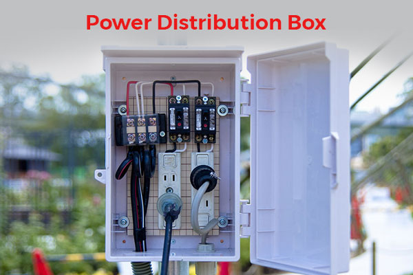 Distribution Boards - For Consistent Power Distribution