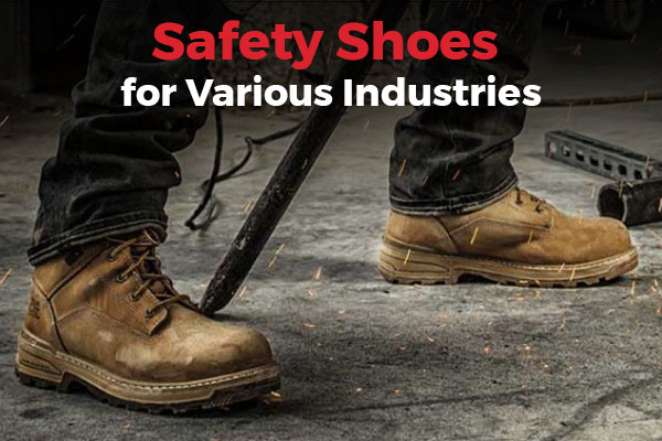 Ensure Safety at Your Jobsite with Safety Shoes
