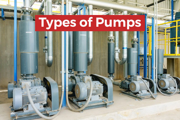 Choose the Right Type of Pump for Your Business