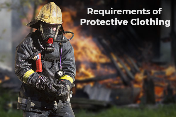 Requirement Protective Clothing