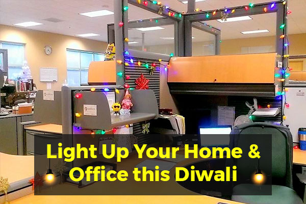Light Up Your Home and Office this Diwali