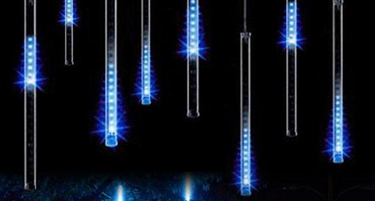LED Cascade Lights