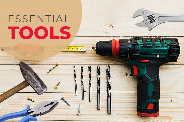 Essential tools for Toolbox