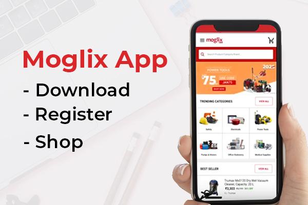 Moglix App