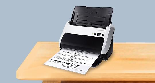 Sheet Feed Scanner